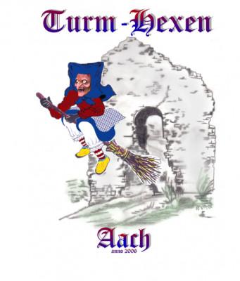 Wappen Turm-Hexen Aach e.V.