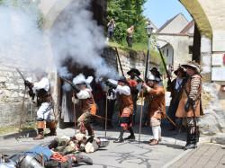 Stadterstürmung beim Altstadtfest 2019