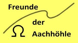 Logo der Freunde der Aachhöhle e.V.