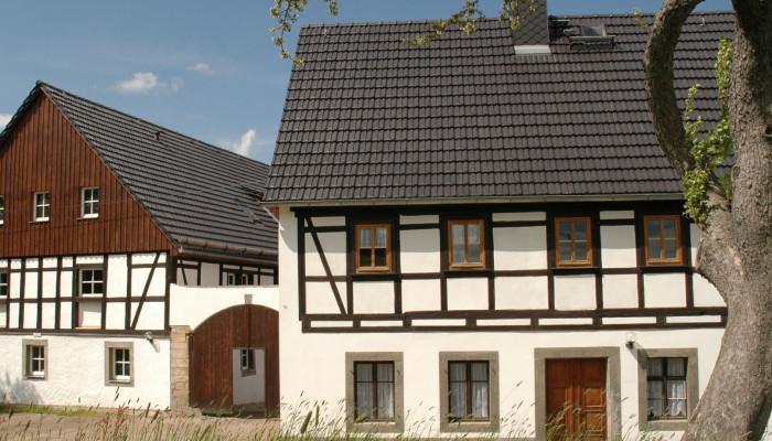 Naturerlebnishof Weidegut in Colmnitz, Bild: Colmnitzer Agrargenossenschaft