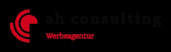 ah consulting Werbeagentur
