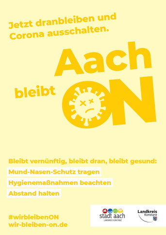 Corona Kampagne